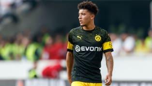 Borussia Dortmund Star Jadon Sancho Set to Start England's Friendly Against the USA