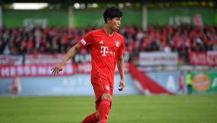 Es hat sich angedeutet und war am Endenur noch eine Frage der Zeit:Wooyeong Jeong kehrt demFC Bayernnach dem Aufstieg mit der Reserve in die Dritte Liga...