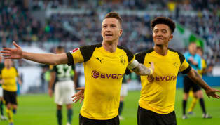 ials Borussia Dortmund maintained theirbrilliant form this season by securing a hard-fought 1-0 win over a stubborn VfL Wolfsburg side on Saturday. It wasn't...