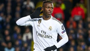 ​Real Madrid starlet ​Vinicius Junior has revealed that he has plans to follow the footsteps of Manchester City forward Raheem Sterling and add more goals to...