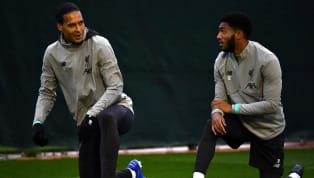 ​It won't come as much of a shock but ​Liverpool's centre-back partnership of Virgil van Dijk and Joe Gomez have conceded just one goal in the past 1,246...