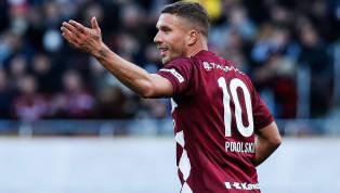 Kariyerinin son 2.5 yılını Japonya'da geçiren Lukas Podolski, Haziran ayında 35 yaşına girecek ama hala ligimizde durdurulamayan oyuncular arasında yer...