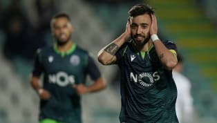 Sorry, Manchester United fans. But once againit's that time of day where we try to unpack exactly what's going on with Bruno Fernandes. The Portugal...