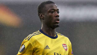 Arsenal winger Nicolas Pépé has been diagnosed with a sprained knee and is now a huge doubt for Sunday's meeting with Manchester City. The Ivorian was forced...