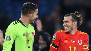'Wales. Golf. Madrid. In that order.' Gareth Bale revelled in celebrations with his teammates on Tuesday night, as Wales booked their place at Euro 2020 with...
