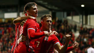 """Liverpool winger Ben Woodburn revelled in his last-gasp winner for Wales against Trinidad and Tobago on Wednesday night, on the back of an admittedly """"tough""""..."""