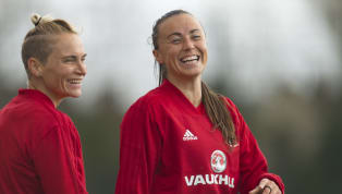 ​Reading and Wales striker Natasha Harding has announced she will not be retiring from international duty after being one of a number senior players...