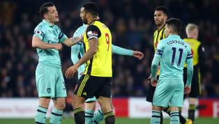 Watford akan berusaha bangkit dari periode negatif kala menjamu Arsenal di pekan lima Premier League di Vicarage Road. Saat ini, The Hornets ada di dasar...
