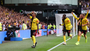 ners A late Roberto Pereyra penalty gave Quique Sanchez Flores a near-perfect start to life as Watford manager once again in a stirring 2-2 draw with Arsenal...