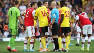 İngiltere Premier Lig'in 5. haftasında Watford'a konuk olan Arsenal, 2-0 öne geçtiği karşılaşmadan 2-2'lik beraberlikle ayrıldı. Londra ekibinde...