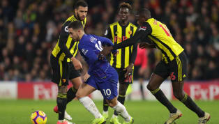 News ChelseafaceWatfordat Stamford Bridge on Sunday, as the Blues aim to strengthen their grip on a top four finish in the Premier League. Despite two...
