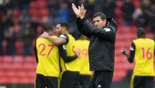 ​Javi Gracia heaped praise on his Watford players after the Hornets claimed their first ever Premier League triumph over Spurs. Watford have enjoyed a perfect...