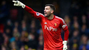 ​Watford veteran Heurelho Gomes has revealed his admiration for goalkeeper Ben Foster, labeling him the best goalkeeper England has right now.  Gomes has had...