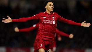 Liverpool defender Trent Alexander-Arnold placed sixth in the voting for the first ever 2018 Kopa Trophy on Monday night, with the inaugural award going to...