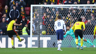 shes ​Tottenham Hotspur's goalless draw against Watford has extended their winless run in the Premier League to four games - but it could have been worse...