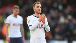​Tottenham Hotspur midfielder Christian Eriksen is expected to sign a four-and-a-half year contract with Inter in the coming days, where he will earn a...