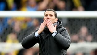 ​Javi Gracia basked in an 'amazing' day after seeing his Watford side beat Crystal Palace in the FA Cup quarter finals on Saturday - reaching Wembley for the...