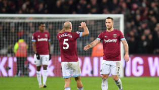 ulls West Ham came from two goalsbehind tosalvage a point in their opening Premier League fixture of 2019, after drawing 2-2 withBrighton at the London...