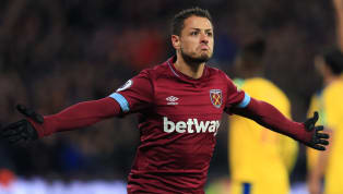 West Ham Striker Hernández Revels in Return to Form & Claims He's 'Enjoying Playing Football'
