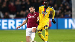 ​Crystal Palace midfielder Cheikhou Kouyate is set to miss out from this weekend's clash against former side West Ham with an ankle problem. Kouyate made the...