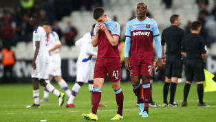Lead West Ham were solid favourites to beat Crystal Palace on Saturday night, and even took the lead thanks to Sebastien Haller's strike, so it was a wee bit...