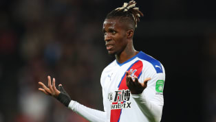 ​Crystal Palace star Wilfried Zaha has taken to Instagram to deny claims that he spat at West Ham midfielder Declan Rice during Palace's 2-1 victory over the...