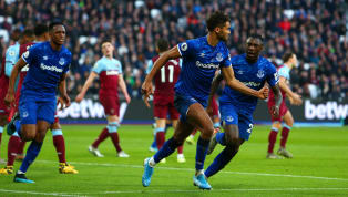 oint Everton came away with a point despite a disjointed display on Saturday afternoon, as they drew 1-1 with West Ham at London Stadium. West Ham had the ball...