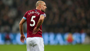 West Ham defender Pablo Zabaleta is set for talks with Manuel Pellegrini concerning his future at the club, with the Hammers' manager pleased with his...