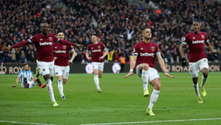 back West Ham came from 3-1 down to snatch a win in a thrilling game, as they beat Huddersfield 4-3 on Saturday afternoon. After a strong opening 15 minutes,...