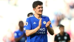 Harry Maguire looks almost certain to play his last game for Leicester on Sunday as Manchester United, Chelsea and Arsenal all prepare summer bids for the...