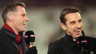 tion The online banterbetween Gary Neville and Jamie Carragher continues on social mediaahead of the Champions League final next month. The duo have...