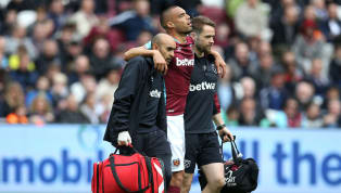 West Ham defender Winston Reid has suffered an injury setback in a harsh blow to the central defender who hasn't featured for the Hammers since March 2018....