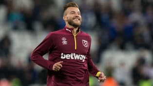 ​West Ham United could be without £17.5m winger Andriy Yarmolenko for up to six months after the Ukrainian suffered a suspected ruptured achilles tendon...