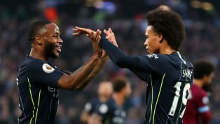 Manchester City's Leroy Sane and Raheem Sterling have finished 2018 as the two highest assist makers in the Premier League. It was a record-breaking year for...