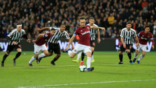 West Ham consolidated their position in the top half of the Premier League with a comfortable 2-0 victory against Newcastle at the London Stadium.  Declan...