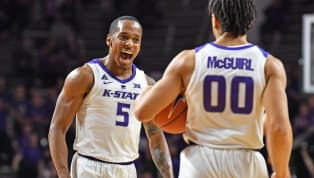 There just might be a new contenderin the Big 12 this basketball season. On Wednesday night, the Kansas State Wildcats went on the road and upset the No....