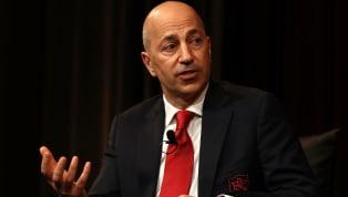 Ivan Gazidis Resmi Bergabung dengan AC Milan Sebagai CEO