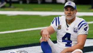 News broke today that legendary kicker Adam Vinatieriwould be re-signing with the Indianapolis Colts for the upcoming 2019 season, in what will be his 24th...