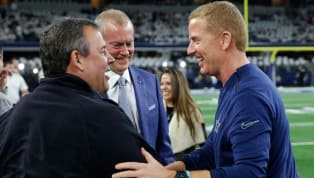 ​​Jason Garrett is on the hot seat no more. Despite entering the 2018 league year with much to prove and very little patience from the higher-ups in Dallas,...
