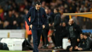 Arsenal manager Unai Emery has revealed that he was left 'angry' with himselfafter his side's embarrassing first-half display led to Wolves inflicting a 3-1...