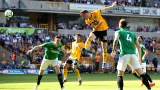 oint ​Brighton managed to end a run of four consecutive Premier League defeats with a hard-fought 0-0 draw against Wolves at Molineux.  Wolves' Diogo Jota...