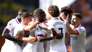 nter Tammy Abraham bagged a stunning hat-trick asChelsea put in their strongest performance of the season so far against Wolverhampton Wanderers, dominating...