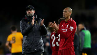 ​Liverpool manager Jürgen Klopp has praised Fabinho for adapting to a new role, after putting in a series of impressive performances without a holding...