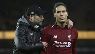 ​Liverpool ace Virgil van Dijk has claimed that Jürgen Klopp's ability to provide both affection and discipline is integral to the side's high levels of...