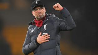 Jurgen Klopp has laughed off suggestions thatLiverpoolare now certain to win the Premier League following Thursday's triumph overWolves. A late strike...
