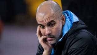 ​Pep Guardiola has conceded that Manchester City's Premier League title defence is over, after his side's 3-2 defeat to Wolves on Friday handed Liverpool a...