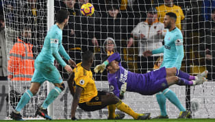 rers Willy Boly scored a controversial 95th minute equaliser to earn Wolves a last-gasp 1-1 draw against Newcastle United in the Premier League at Molineux on...