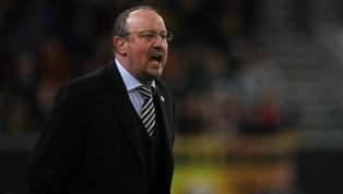 Newcastle United manager Rafael Benitez has said he was 'not happy' with referee Graham Scott following Newcastle's 1-1 draw with Wolves in the Premier League...