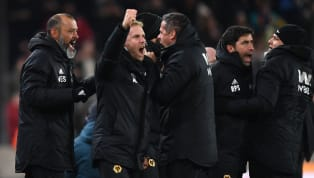 ​Wolves manager Nuno Espirito Santo praised the 'character' of his players after they resuced a point at home to Newcastle thanks to a 95th-minute Willy Boly...