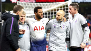 Tottenham manager Mauricio Pochettino has admitted that he is 'a little bit worried' about the injury sustained to Mousa Dembele during Spurs' 3-2 win at...
